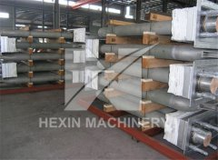 furnace heat radiant tube