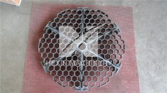 heat treatment furnace fixture