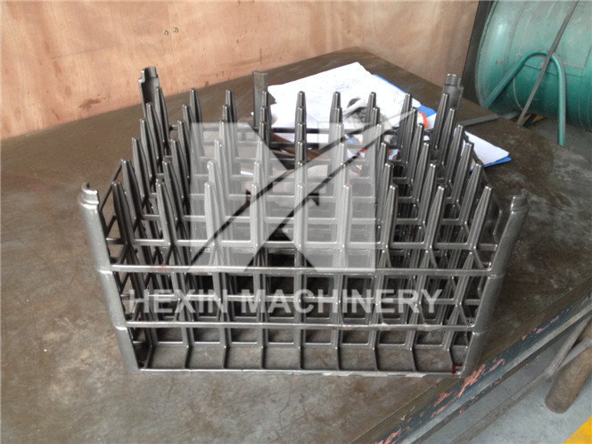 Investment Casting Furnace Baskets Heat Resistant