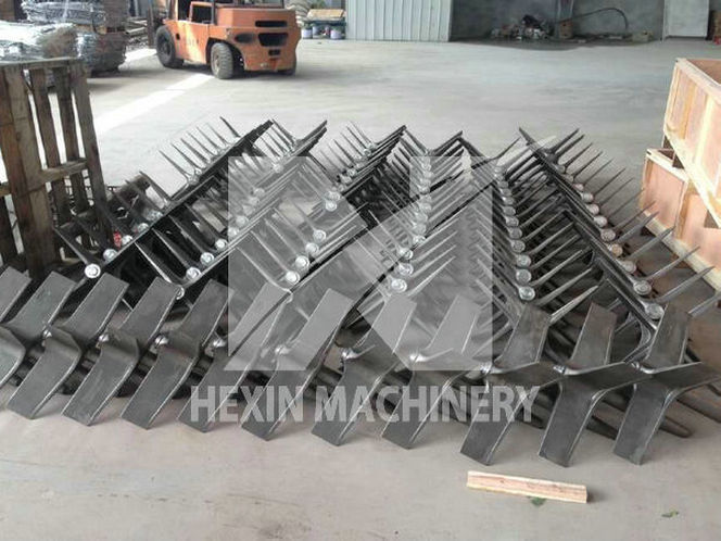 Precision Casting Fan Wheels For Heat Treatment Furnace